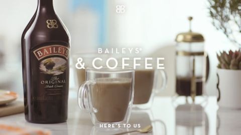 Simple but effective, just add Baileys to your coffee and enjoy (Please don't forward to those who are under the legal purchase age of alcohol)