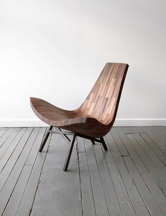 Water Tower Chair by Bellboy: Water Towers, Wooden Chairs, Lounges Chairs, Bellboy, Towers Chairs, Woods Chairs, New York City, Furniture, Design