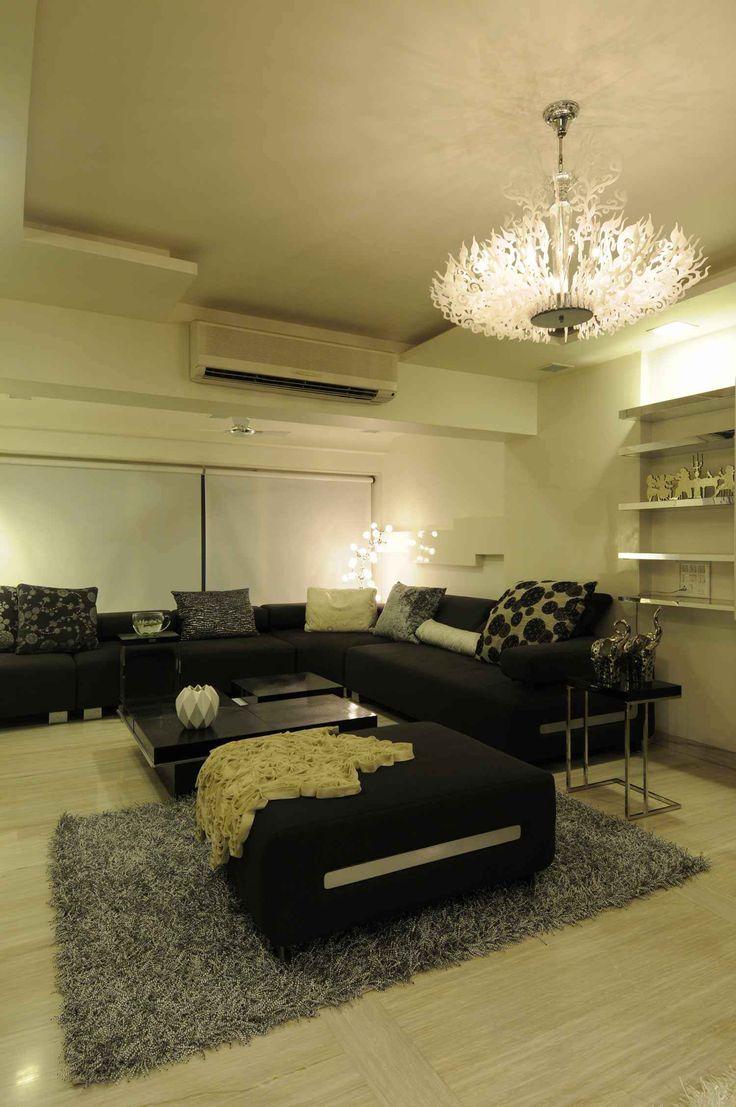 Subtle Lighting In Living Room