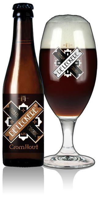 Crom Hout   Stoer bruin bier met geuren van donker fruit en gebrande mout. Aandronk fruitig en karamel, afdronk hout en hoppig. Dubbel genieten.