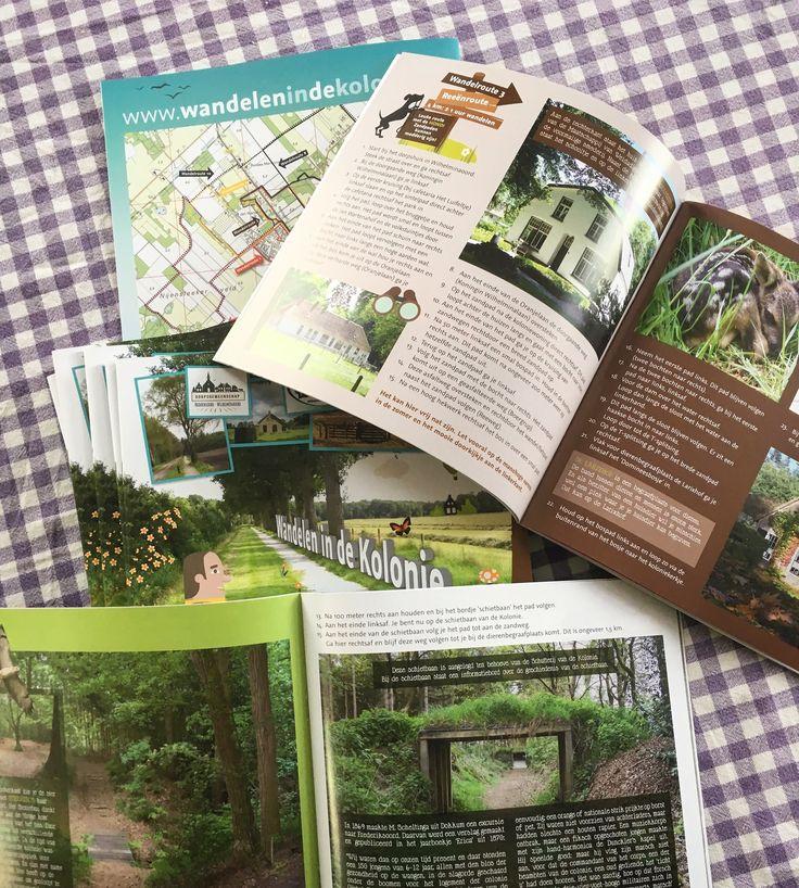 Boekjes ontwerpen, leuk!!!!