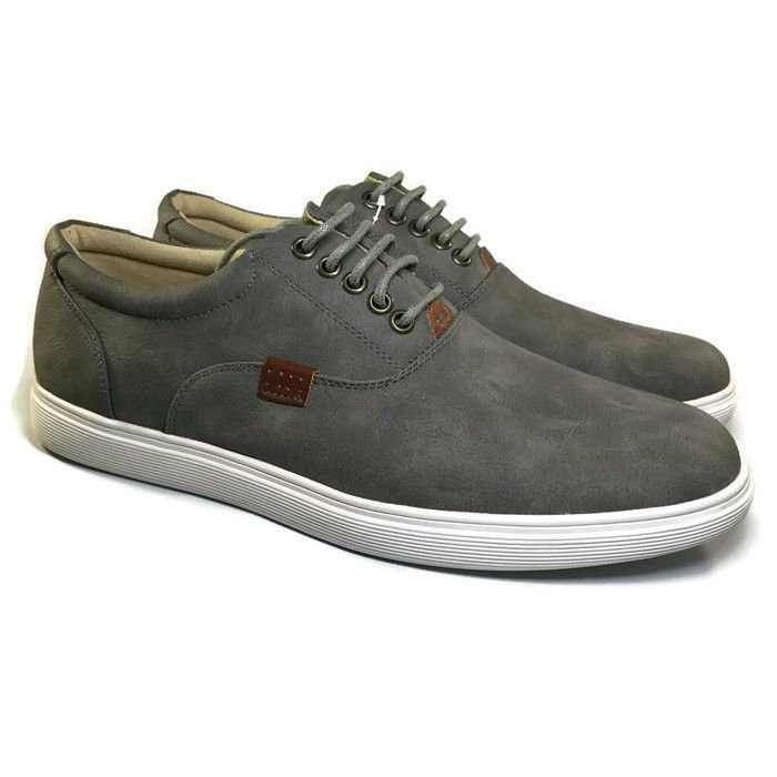 MADDEN by Steve Madden M-Renold Mens Gray Sneaker Shoes SIZE 9 | eBay