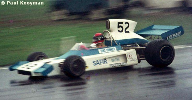 Formula 1 (1970-1982) Photo Gallery - Race of Champions 1975 - Safir RJ02 no.52 - Racing Sports Cars