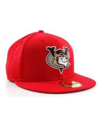New Era Tri-City ValleyCats MiLB 59FIFTY Cap - Red 7 1/4