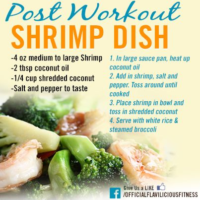 Best Post Workout Meal!!   Get the recipe here: http://www.flaviliciousfitness.com/blog/2014/04/24/best-post-workout-protein/