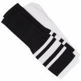 Adams USA FBOS-1 100-Precent Nylon Football Officials Socks (Pack of 12)
