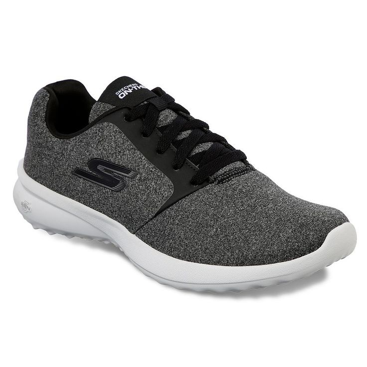 Skechers On the Go City 3 Women's Sneakers, Size: 8.5, Grey (Charcoal)