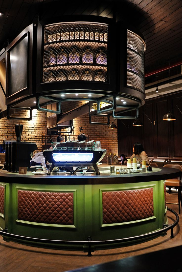 KLTR Coffee Roaster at Apartment Pavilion Retail Arcade, Jakarta