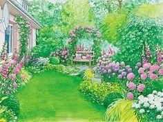Schöner Garten Vorher Nachher 179 besten garten bilder auf kleine gärten