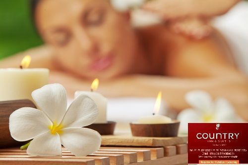 Weekend Special!! Do something that rejuvenates your body  along with your mind then come Luxury #Spa at Country Inn and Suites By Carlson,#Ahmedabad