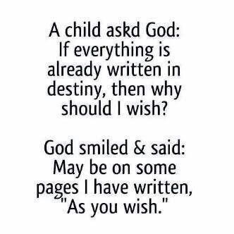 as you wish !!!