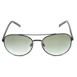 IDEE S2045-C1 Black Frame Green Gradient Lens aviator Sunglasses #idee #ideesunglasses #sunglasses #aliabhattsunglasses