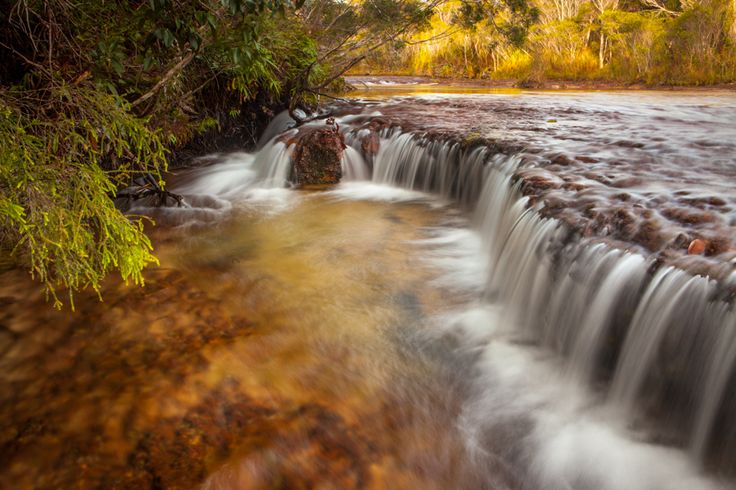 Twin Falls Elliot Falls Cape York