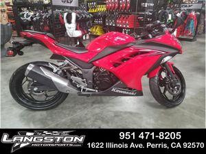 2016 Kawasaki Ninja® 300 For Sale Temecula California