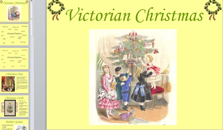 Victorian Christmas Assembly: Go back in time and see how the Victorians celebrated the Christmas season.