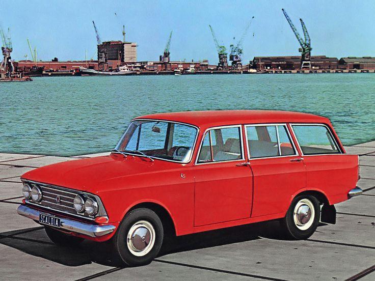 Scaldia 1400 Break - 1965