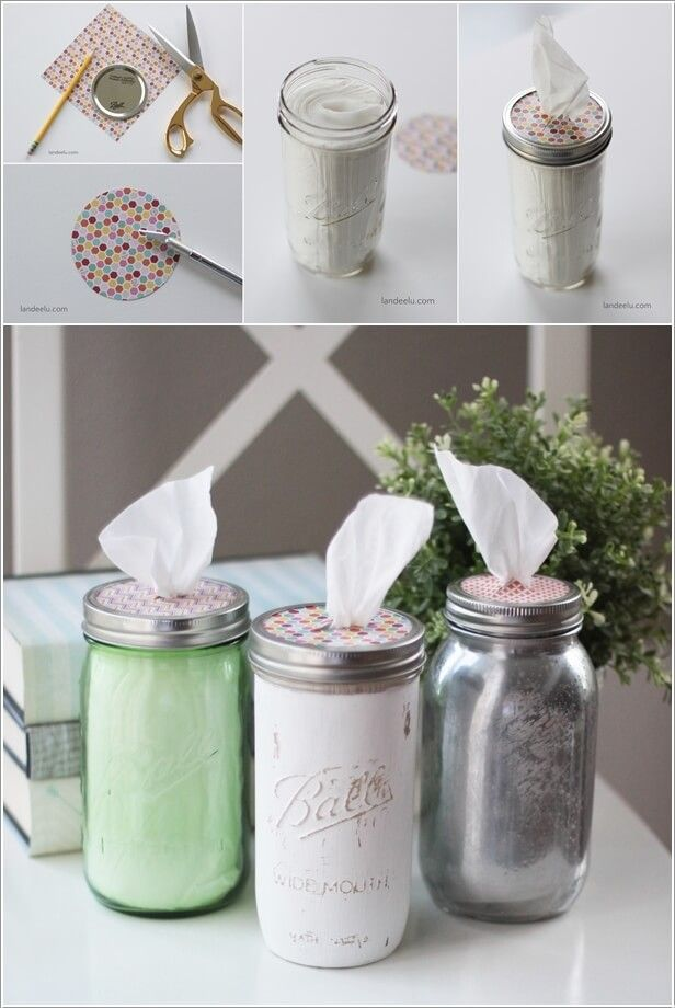 Best 25 mason jar holder ideas on pinterest mason jar for Cool things to do with mason jars