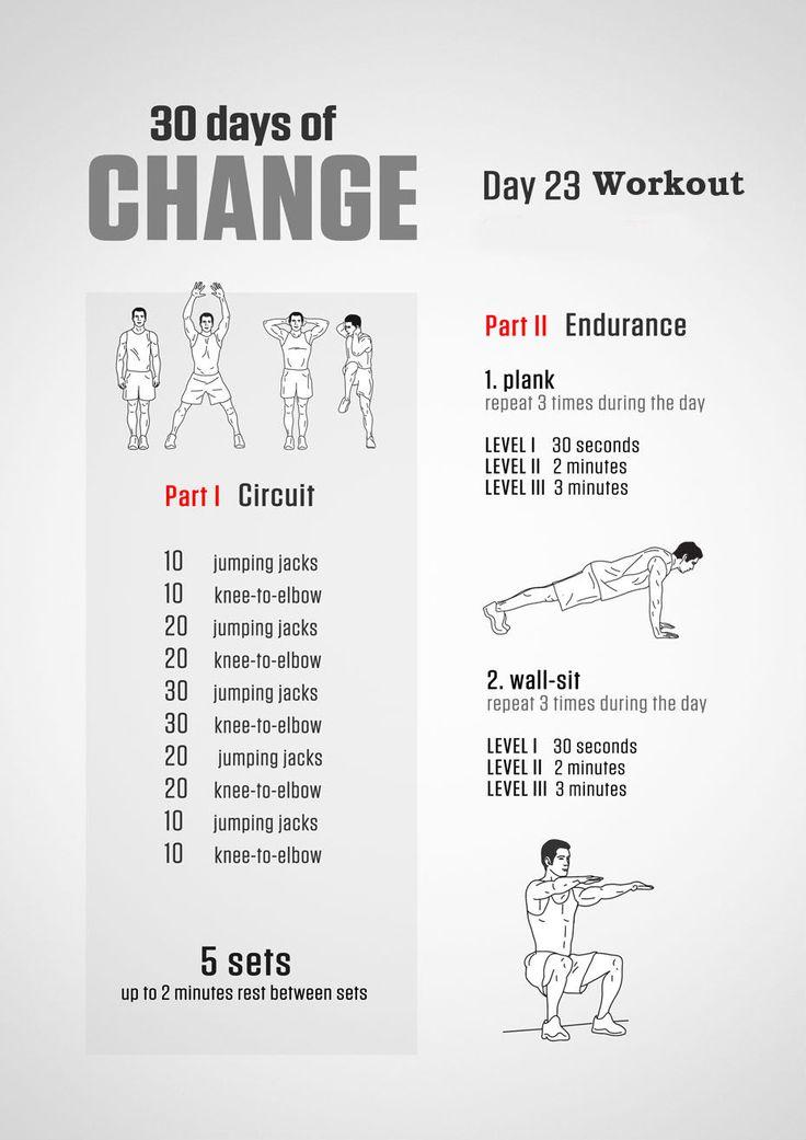 #30DaysOfChange Day 23 Workouts: #30dayschallenge #exercise #fitness #wellness #lifestyle #bodybuilding #musclebuilding #workout #weightloss #bodytransformation