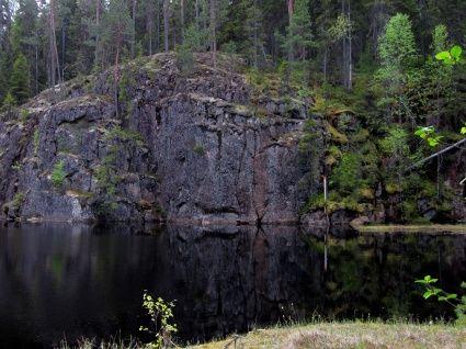 Helvetinjärvi National Park. Photo: Metsähallitus/Hannamaria Potila