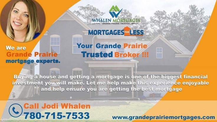 Let us work for you as your Grande Prairie mortgage broker, whether you're buying a new house or refinancing your mortgage in Grande Prairie we have the perfect mortgage for you. We'll do the research and find a lender that offers the best type of mortgage for your situation with the terms you want.