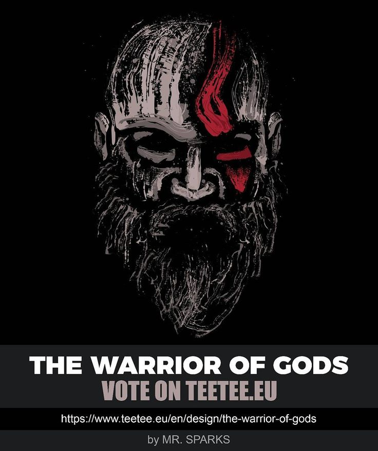 https://www.teetee.eu/en/design/the-warrior-of-gods  The Warrior of Gods now on Teetee (Vote section)  I hope you like it!! #godofwar #sony #ps4 #playstation #teetee #splatter #beard #artoftheday #ink #tshirt #tee #offer #tees #sale #game #gamer #splatter #digitalart #art #instaoftheday #ff