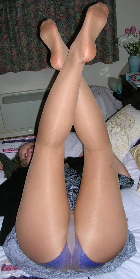 Thanks for girls wearing pantyhose sleeping are not