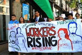 OpEdNews - Article: Organizing McDonalds and Walmart, and Why Austerity Economics Hurts Low-Wage Workers the Most