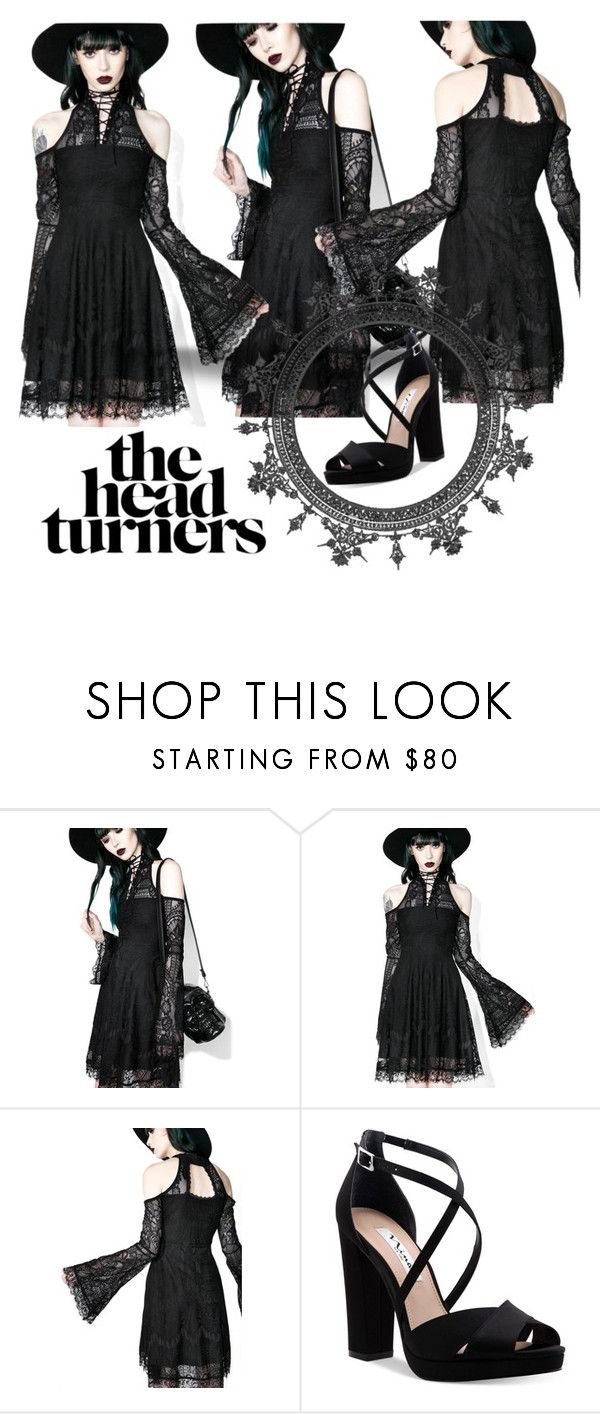 """""""The Head Turners // """"The Maiden Dress"""""""" by rose-chan-needs-a-life ❤ liked on Polyvore featuring Killstar and Nina"""
