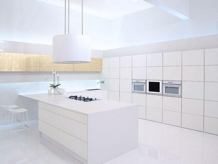 17 best images about keuken on pinterest islands white shaker cabinets and silestone countertops - Witte quartz werkblad ...