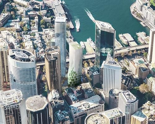 http://www.cladglobal.com/CLADnews/architecture_design/Wanda-Crone-Partners-Kengo-Kuma-Sydney-Circular-Quay/327067?source=pinterest