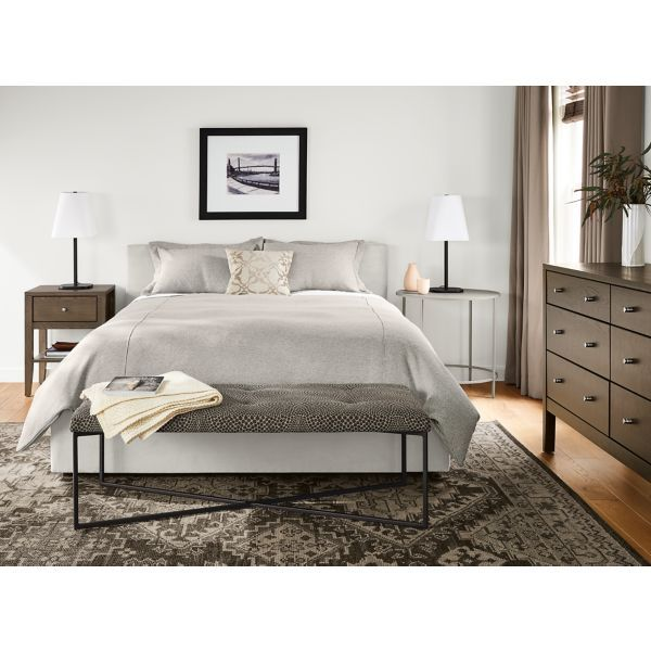 Wyatt Bed Bedroom Furniture Modern Bedroom Furniture Bedroom Furniture Sets