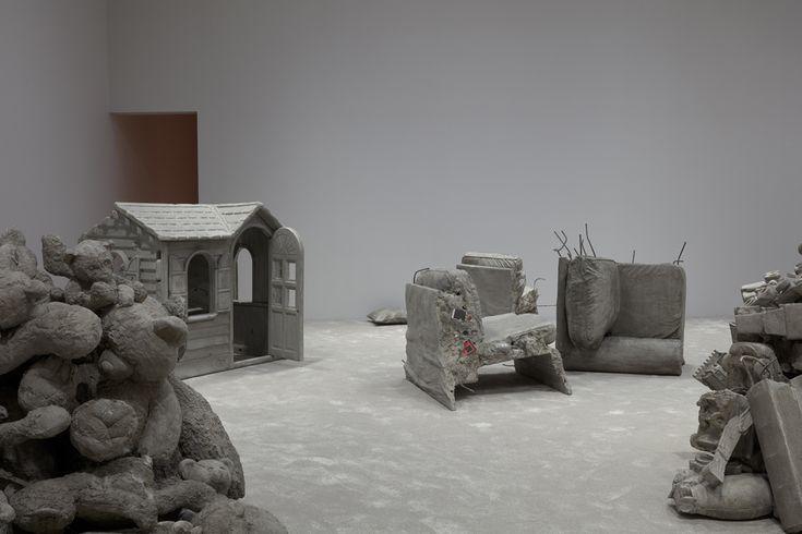 Josh Kline at Modern Art