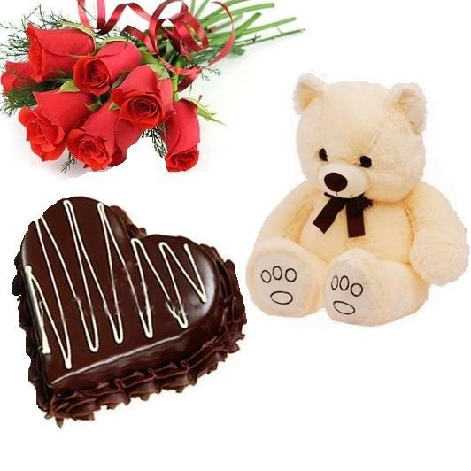 Send Birthday Gifts online to India from http://www.giftwithlove.net/