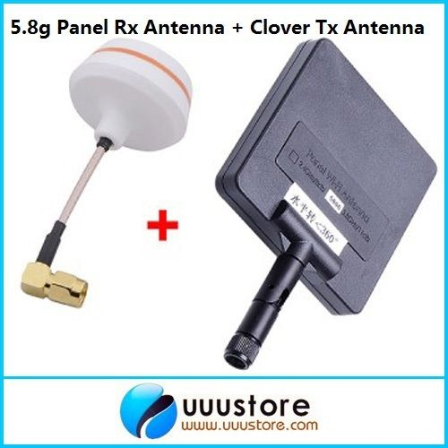 21.99$  Watch now - http://alihf7.shopchina.info/go.php?t=1887971140 - FPV 5.8G 5.8ghz 11dBi Panel Antenna w/5.8G Right Angle TX-SMA Female Antenna Gains for Boscam VTx and VRx  #magazine
