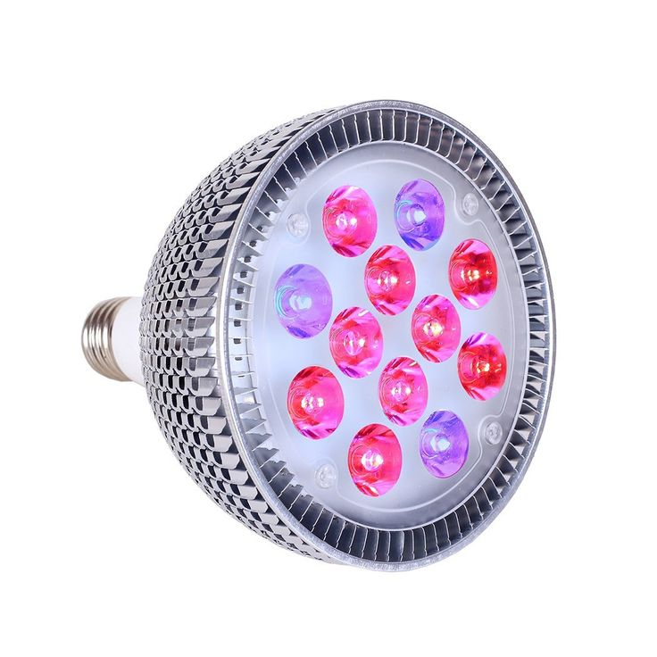 Great LED Grow Light Bulb Hgrope Watts High Efficient Plant Grow Lights for Garden Greenhouse