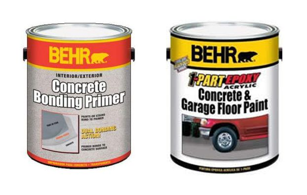 17 Best Ideas About Concrete Paint Colors On Pinterest