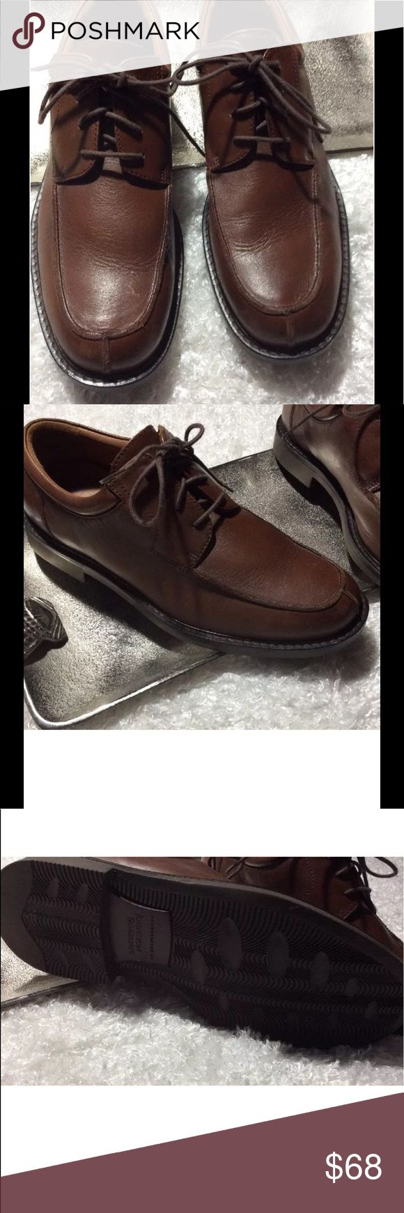 Johnston & Murphy Oxford Shoes Johnston & Murphy Brown Split Toe Oxfords Lace Up Shoes MENS SZ 9 M Johnston & Murphy Shoes Oxfords & Derbys