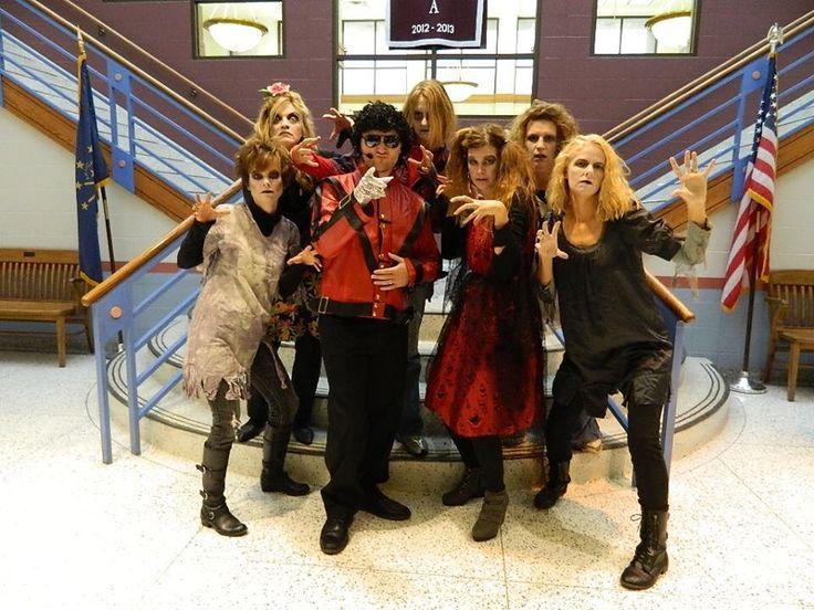 best halloween group costume