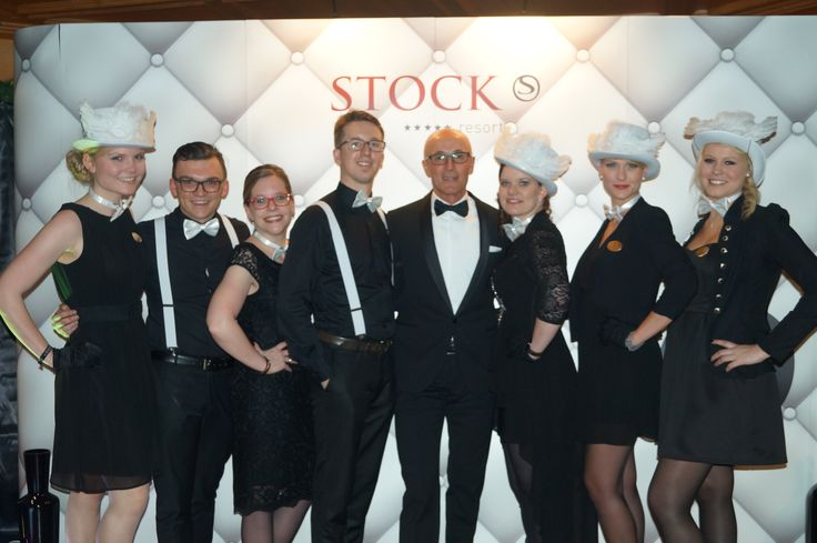 Celebrating NEW YEARS EVE with the STOCK TEAM @stockresort