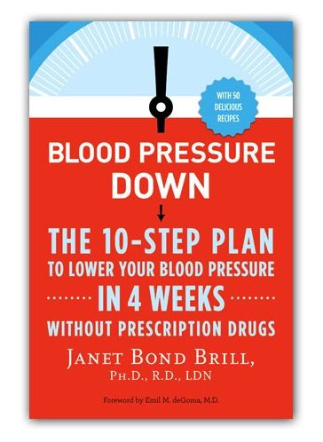 how to bring down high blood pressure at home