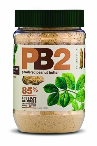 PB2 Powdered Peanut Butter - 85% Less Fat and Calories than regular peanut butter -Bought this for the man and he loves it!