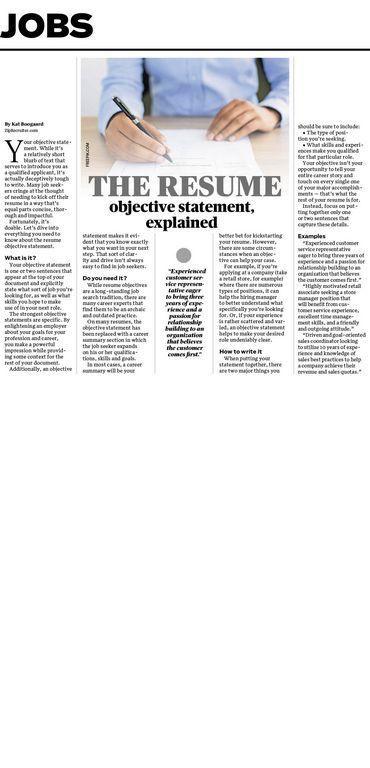 Best 25+ Resume objective statement ideas on Pinterest Good - resume objective statement