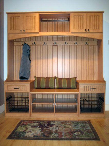 Foyer Closet Shelving : Inspiration mudroom pinterest