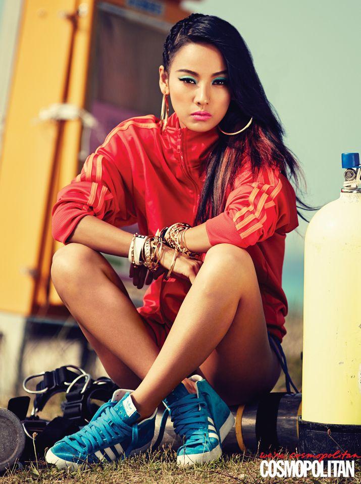 이효리 Lee Hyori 2013 ☆ #KDrama for Cosmopolitan Korea // July 2013