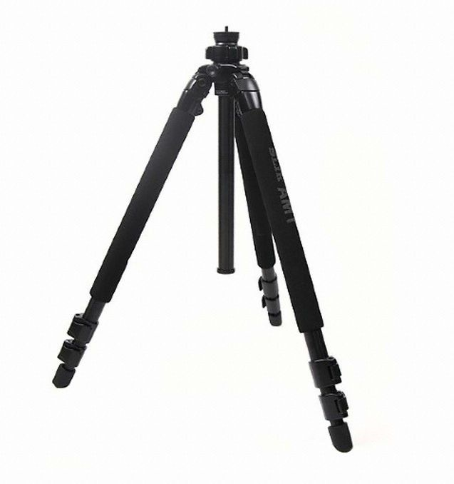NEW SLIK Pro 500DX Lightweight AMT Compact Tripod 3-Section Black,Free shipping