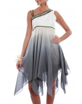 Voile Dress by Babita Malkani