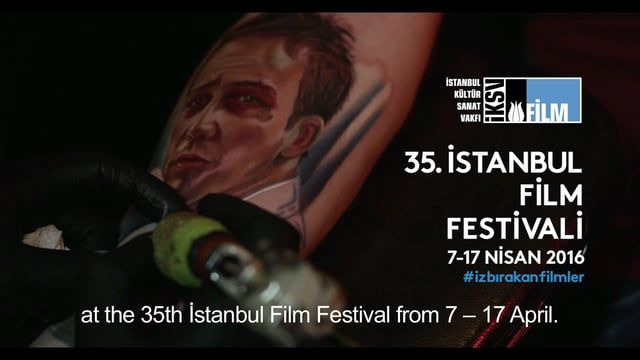 How passionate can you be for a movie?   We wanted to find an answer to this question and the answer was not very far. There were people among us who are in love with movies, forever. We recognized them by a mark on their body...   We found people with movie tattoos for the advertising campaign of Istanbul Film Festival. And they showed us their eternal love for movies...