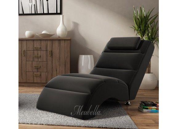 17 beste idee n over zwarte bekleding op pinterest donkere bekleding zwarte plinten en - Comfortabele lounge stoel ...
