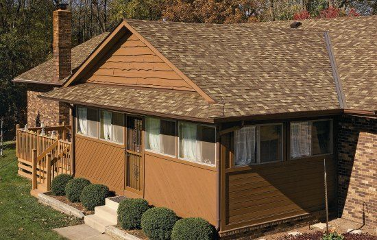 Landmark Premium Shingles Color Max Def Resawn Shake