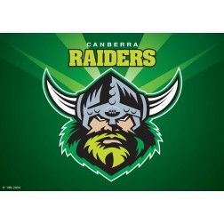 Canberra Raiders A4